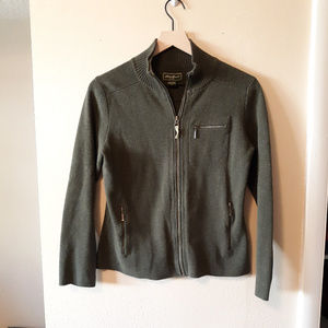 Eddie Bauer Zip Up Jacket